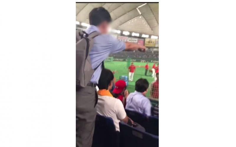 【動画】東京ドームで広島カープ長野久義に心無いヤジを浴びせまくる観客…→ネット上のプロ野球ファンの反応まとめ