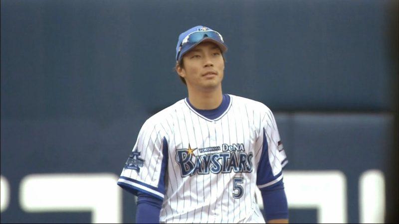 2019年横浜DeNAベイスターズ・倉本寿彦の守備GIFまとめ